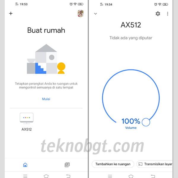 aplikasi google home hub copy