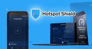 hotspot shield vpn chrome