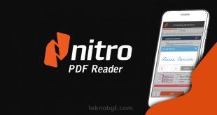 nitro free pdf reader windows
