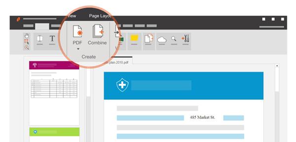 nitro pdf creator free