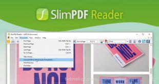 slim pdf reader windows