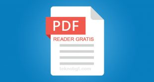 software pdf reader gratis terbaik 2020