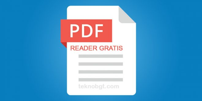 software pdf reader gratis terbaik 2020