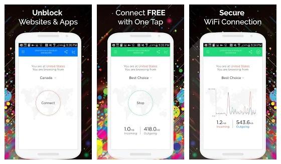 aplikasi touch vpn gratis android