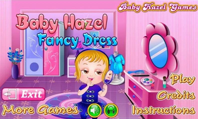 Baby Hazel Games Online fancy dress