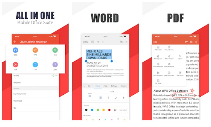 WPS Office Premium android