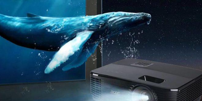 proyektor dengan teknologi 3D