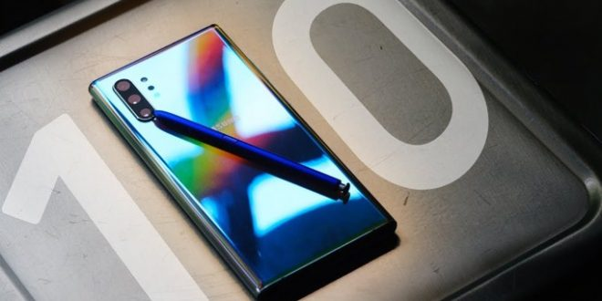 6 Keunggulan Samsung Galaxy Note10