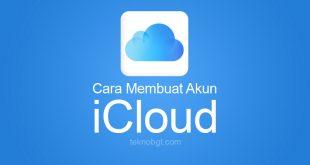 cara membuat akun icloud di iPhone dan ipad