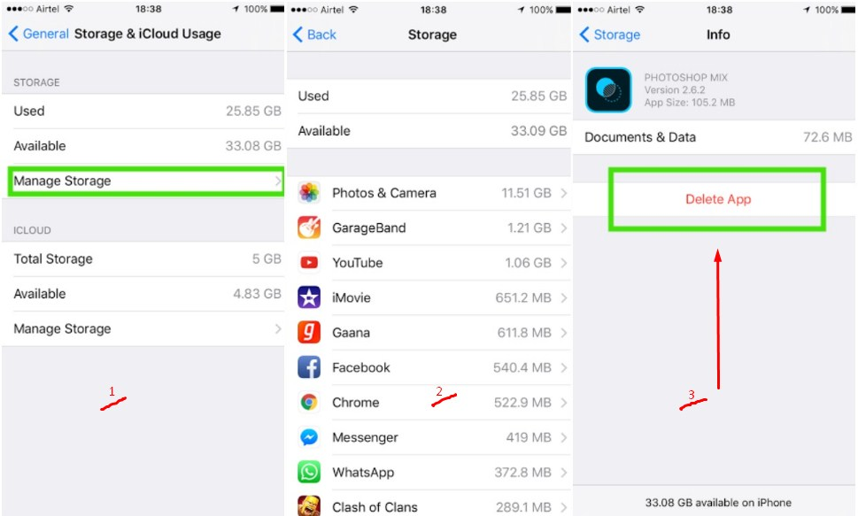 3 Cara Uninstall Aplikasi Di Iphone Atau Ipad Tekno Banget