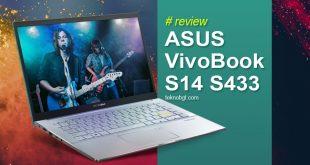 keunggulan laptop asus VivoBook S14 S433