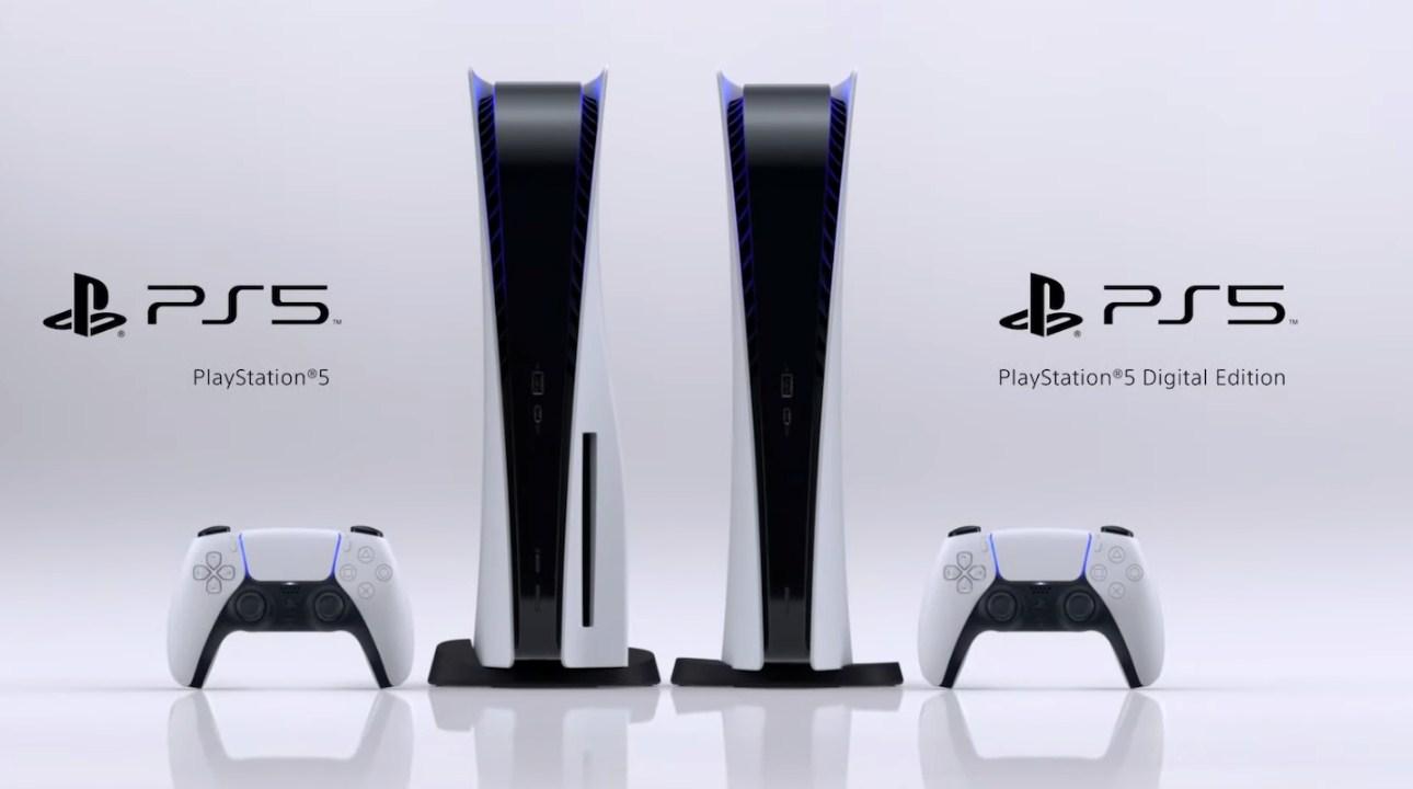 2 versi PS5