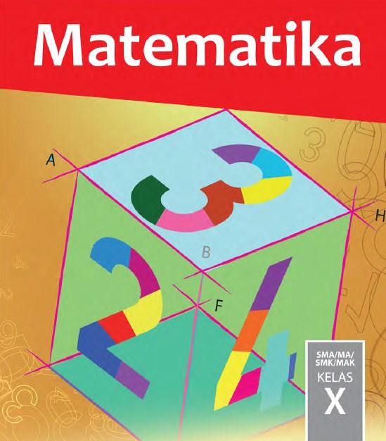 Buku Digital Matematika SMA Kelas 10 Kurikulum 2013