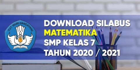 Download silabus matematika k13 smp kelas 7