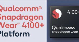 Qualcomm snapdragon Wear 4100+ Platform