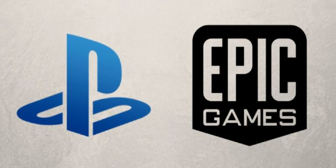 Sony beli saham epic games