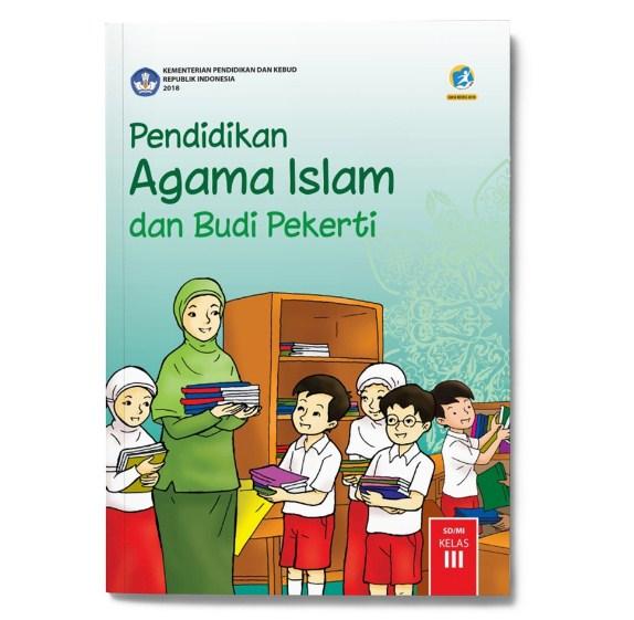 buku agama islam kelas 3 Sd kurikulum 2013