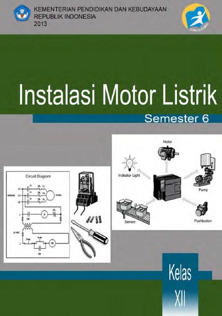 buku sekolah digital instalasi motor listrik kurikulum 2013