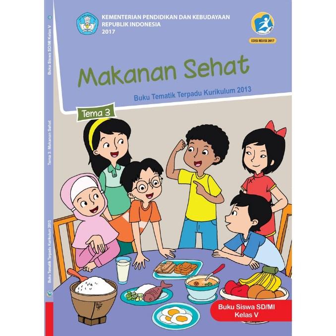 buku sekolah kelas 5 sd kurikulum 2013