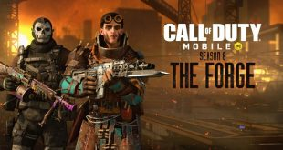 call of duty season 8 the forge