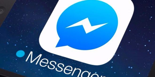 facebook messenger sceen sharing