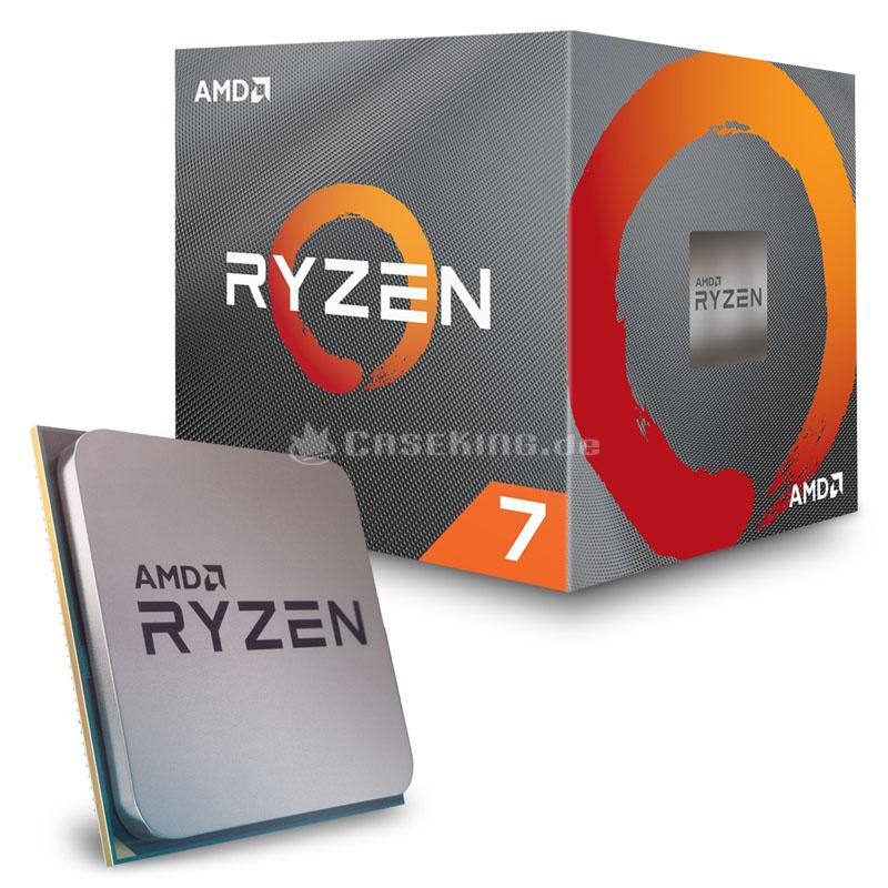 Processor AMD Ryzen 7 3800X
