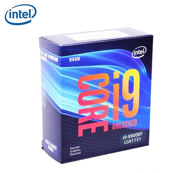 Processor Intel Core i9 9900KF
