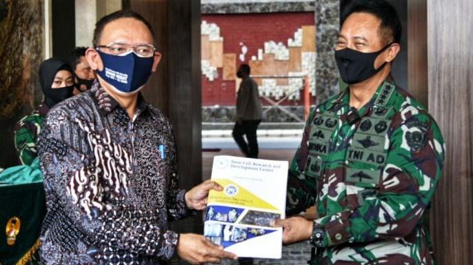 UNAIR BIN dan TNI Temukan Obat corona
