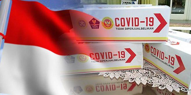 obat corona kado kemerdekaan