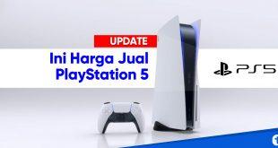 Harga Jual PS5 Di Indonesia
