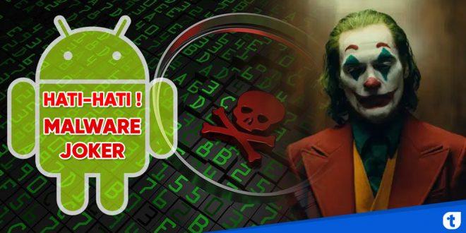 Malware joker android terbaru