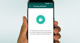 aktifkan two step verification whatsapp