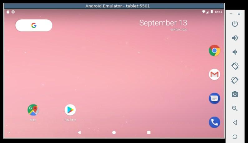 emulator android online gratis