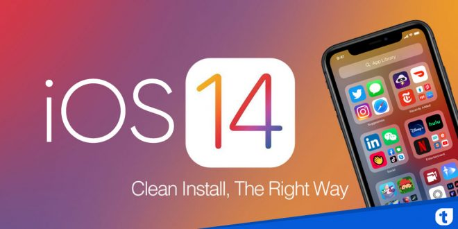 ios 14 final version for iphone