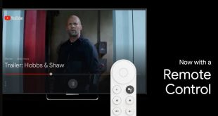 remote google chromecast generasi baru