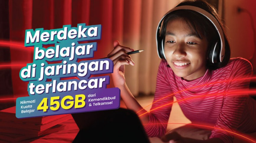 Cara Mendapatkan Kuota Internet Belajar 45gb Dari Kemendikbud Dan Telkomsel Tekno Banget