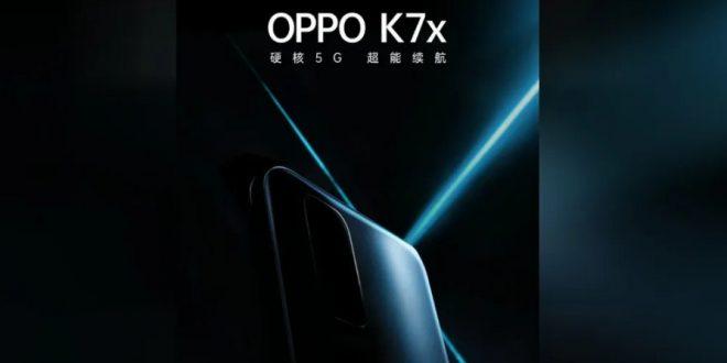 oppo k7x segera dirilis
