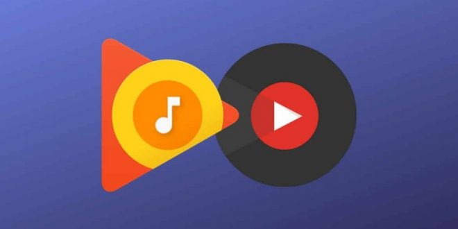 transfer google play music to youtube music