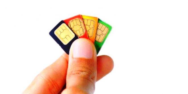 verifikasi biometrik untuk sim card baru