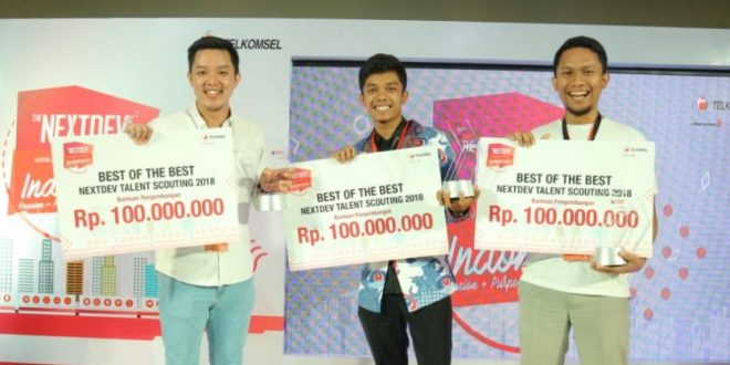 The NextDev Talent Scouting 2020 Telkomsel