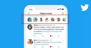 Tutorial cara membuat fleets di twitter