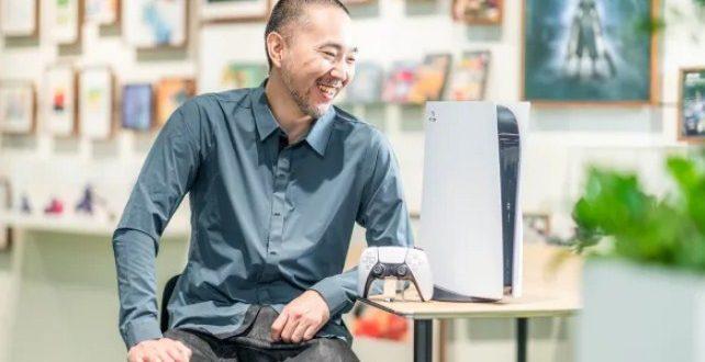 Yujin Morisawa Designer PS5