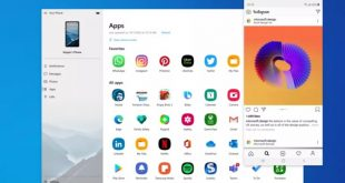 aplikasi android support di Windows 10
