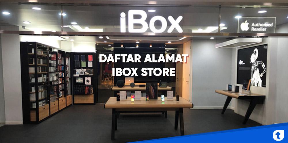 Daftar Alamat Ibox Store Di Indonesia Tekno Banget