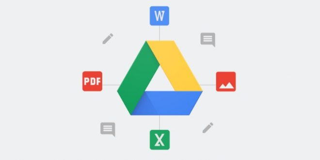 google drive hapus file lama