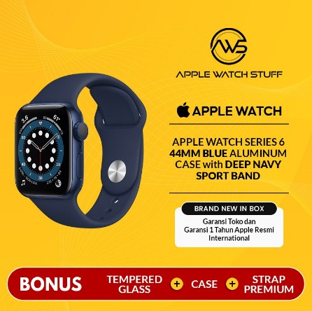 harga apple watch series 6 terbaru
