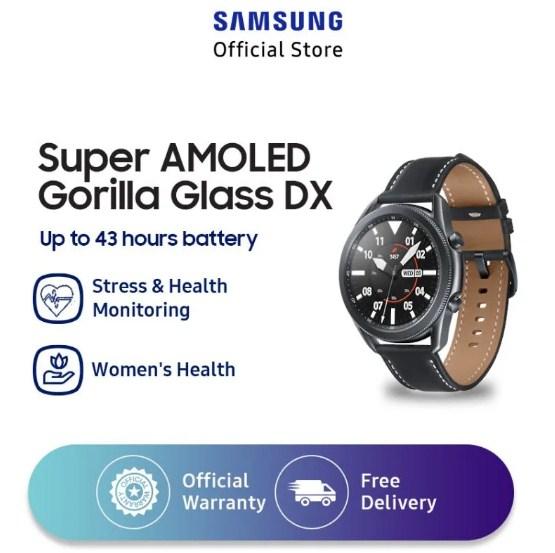 harga terbaru samsung galaxy watch