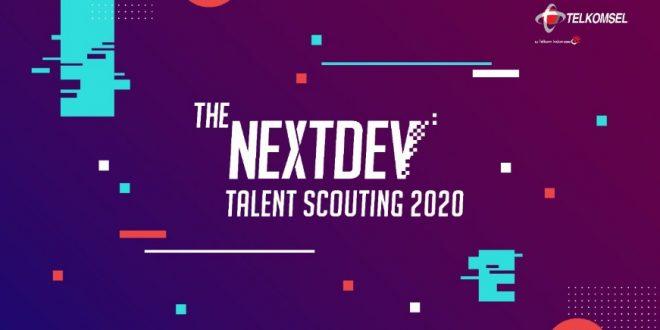 link daftar dan syarat the NextDev Talent Scouting 2020
