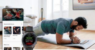 program cardio dari aplikasi samsung health