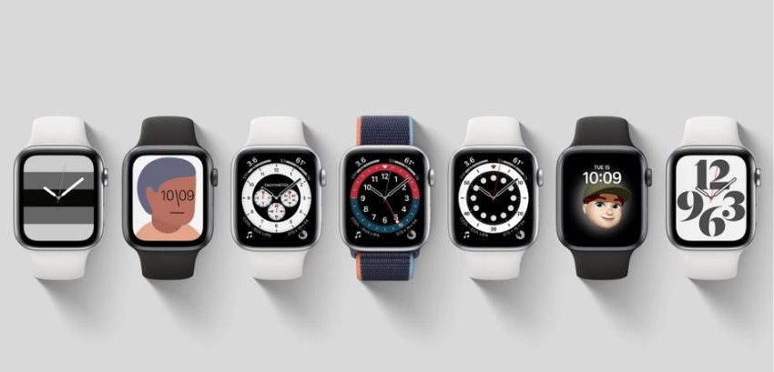 wajah baru apple watch